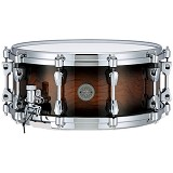 TAMA Snare Drum Starphonic [PBQ146MOB] - Quilted Mocha Burst - Snare Drum
